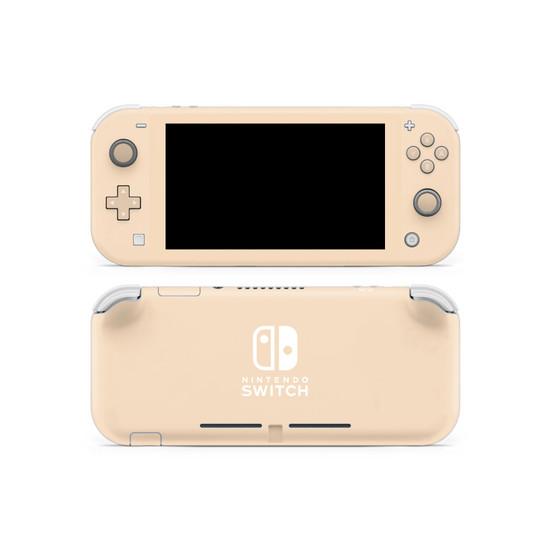 Almond Nintendo Switch Lite Skin