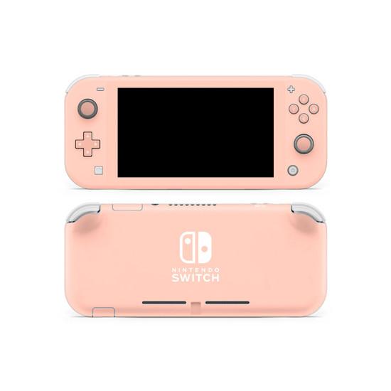 Apricot Nintendo Switch Lite Skin