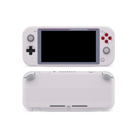 GAMEBOY Theme Nintendo Switch Lite Skin