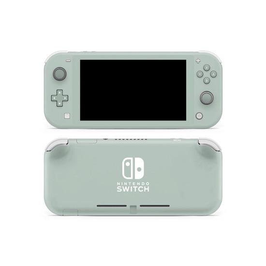 Ash Grey Nintendo Switch Lite Skin
