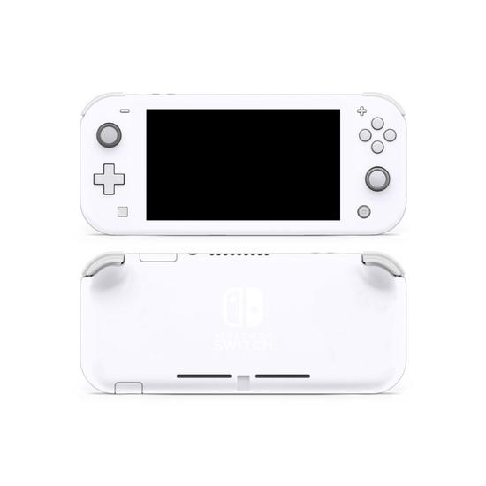 Ghost White Nintendo Switch Lite Skin