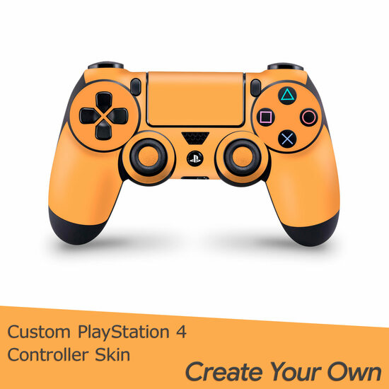 Create Your Own Custom PlayStation 4 Controller Skin