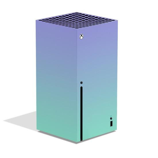 Lavender Ombre Xbox Series X Skin
