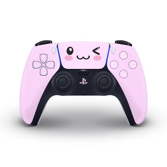 Cute Kawaii Playstation 5 Controller Skin