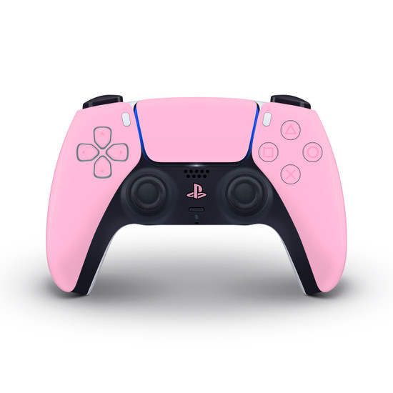 Aesthetic Pink Playstation 5 Controller Skin