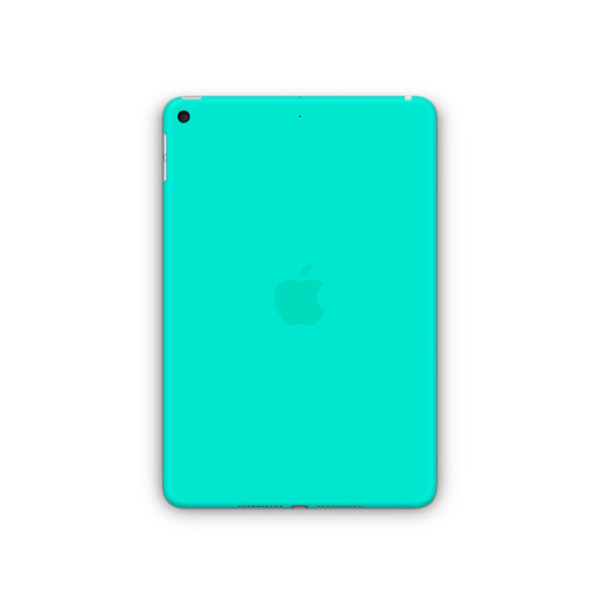 Happy Turquoise Apple iPad Mini [5th Gen] Skin