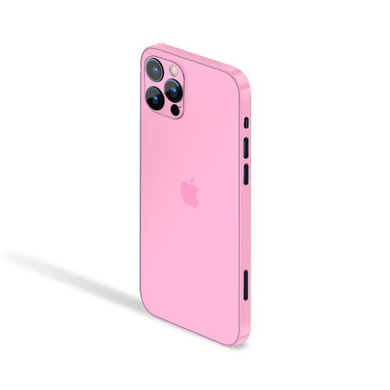 Aesthetic Pink Apple iPhone 12 Pro Skin