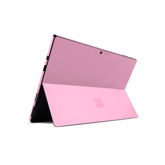 Aesthetic Pink Microsoft Surface Pro 6 Skin