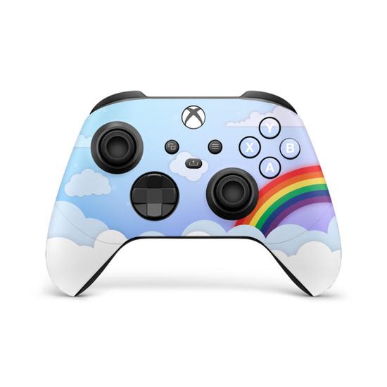 Rainbow Clouds Xbox Series X | S Controller Skin