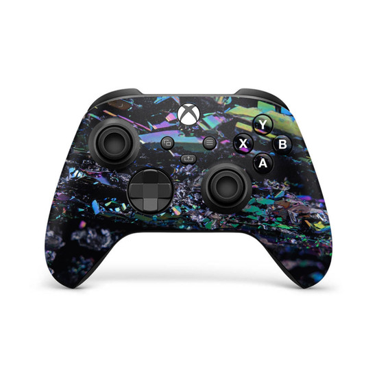Meteorite Xbox Series X   S Controller Skin