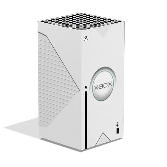 OG White Xbox Series X Skin