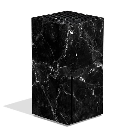 Black Marble Xbox Series X Skin