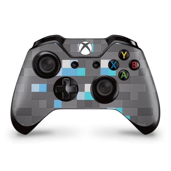 Pixel Diamond Block Xbox One Controller Skin