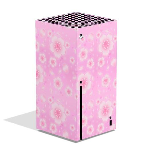 Sakuras Xbox Series X Skin