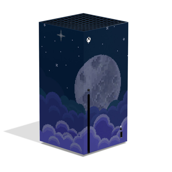 Beyond the Clouds Xbox Series X Skin