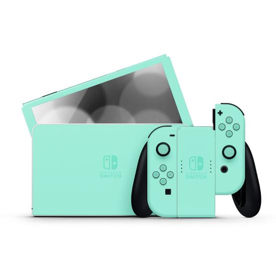 Magic Mint Nintendo Switch OLED Skins