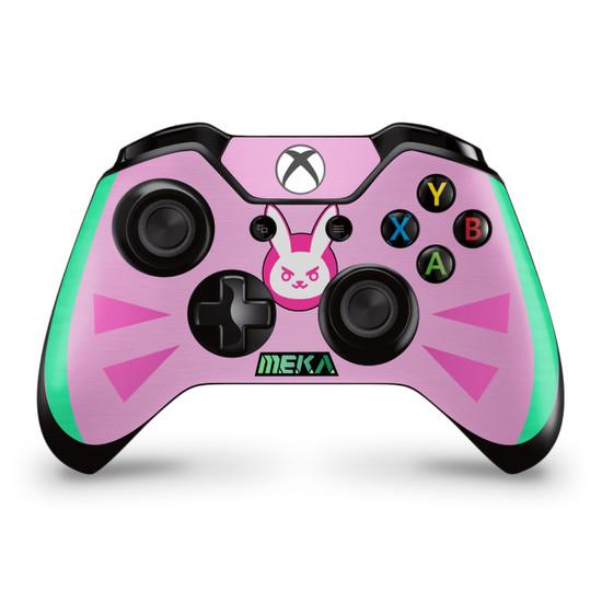 D.va Pink Xbox One Controller Skin