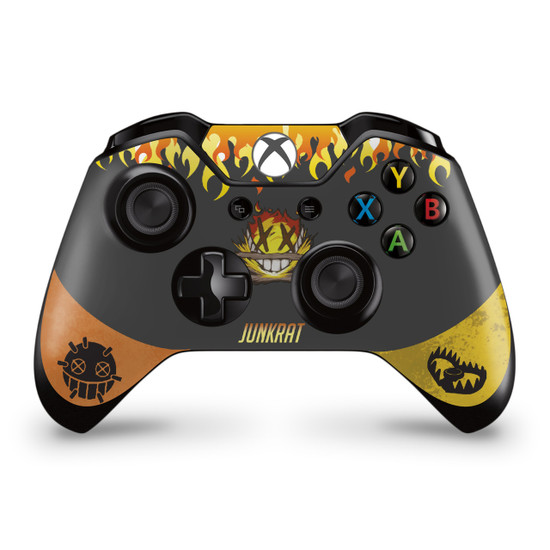 Junkrat Xbox One Controller Skin