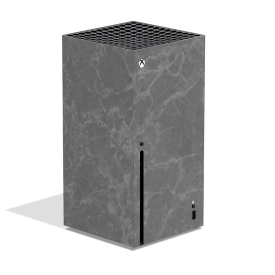 Grey Marble Xbox Series X Skin