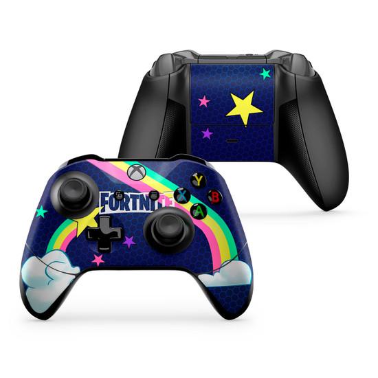 Rainbow Rider Xbox One X/S Controller Skin Fortnite Fan Art