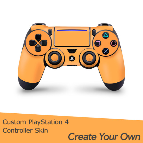 Create Your Own Custom PlayStation 4 Slim / Pro Controller Skin