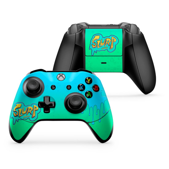 Slurp Juice Xbox One X/S Controller Skin