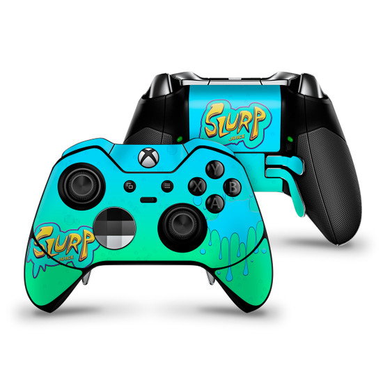 Slurp Juice Xbox One Elite Controller Skin