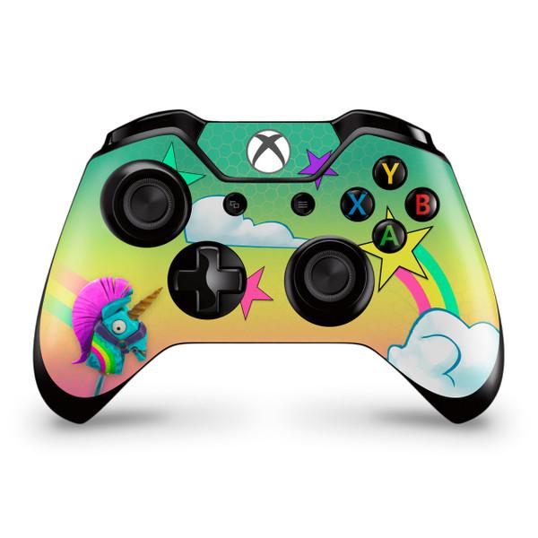 Rainbow Smash Xbox One Controller Skin