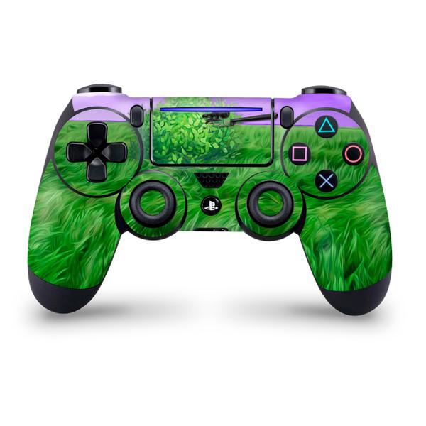 Bush Sniper Playstation 4 Pro / Slim Controller Skin