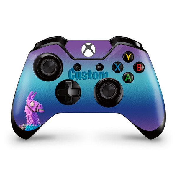 Loot Llama Custom Xbox One Controller Skin