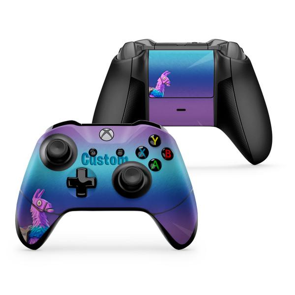 Loot Llama Custom Xbox One X/S Controller Skin