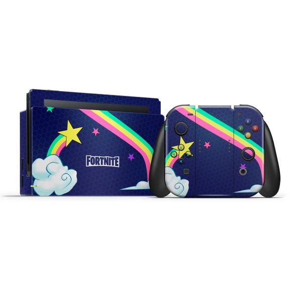 Rainbow Rider Nintendo Switch Skins