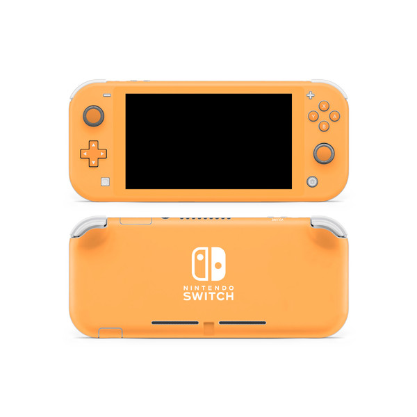 Tangerine Nintendo Switch Lite Skin