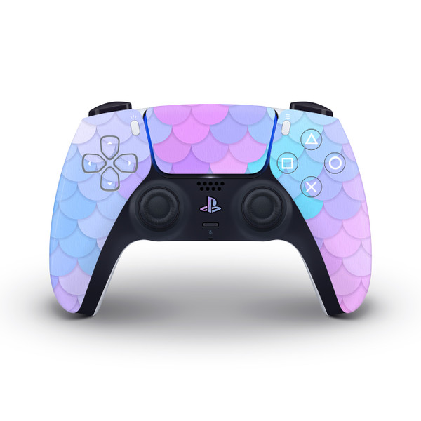 Pastel Scales Playstation 5 Controller Skin