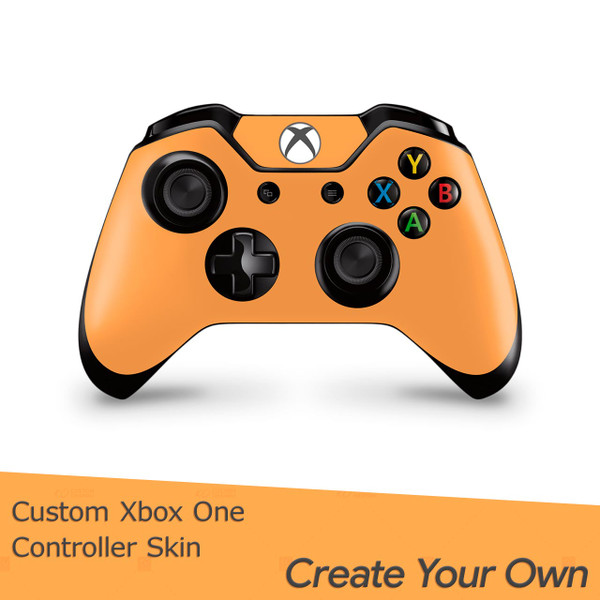 Create Your Own Custom Xbox One Controller Skin
