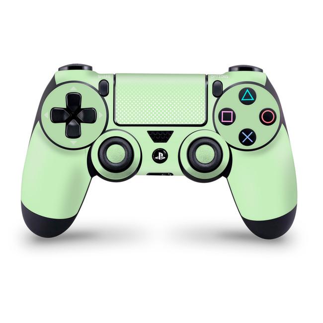 Tea Green Playstation 4 Controller Skin