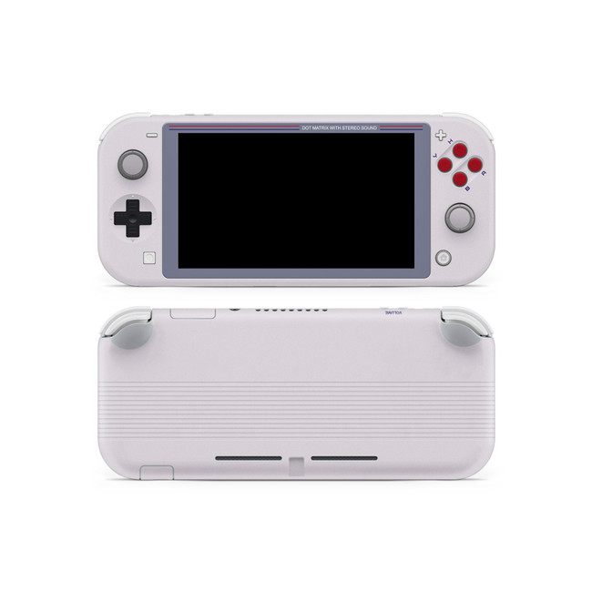 GAMEBOY Theme Nintendo Switch Lite Skin