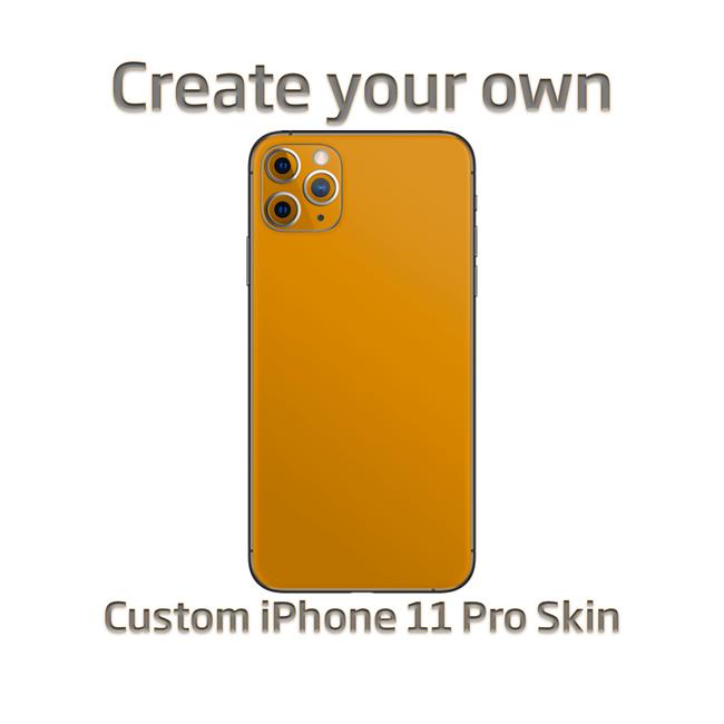 Create Your Own Apple iPhone 11 Pro Custom Skin