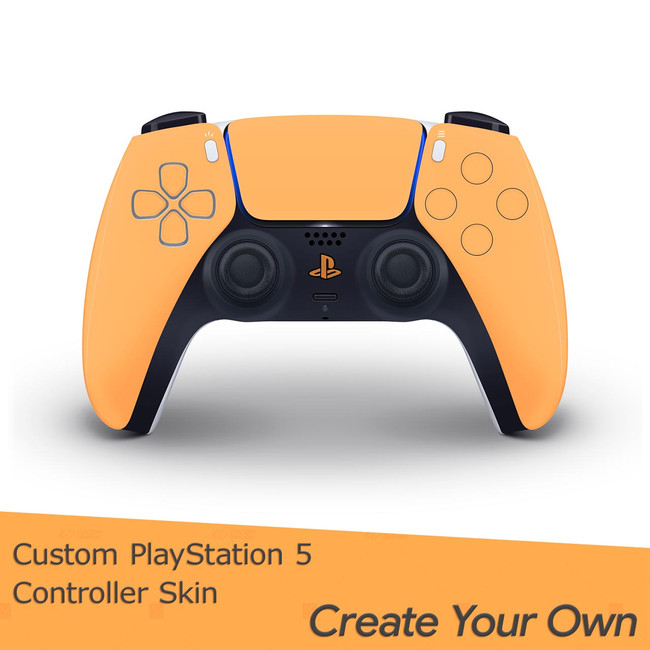 Create Your Own Custom PlayStation 5 Controller Skin