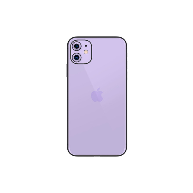 Lavender Apple iPhone 11 Skin