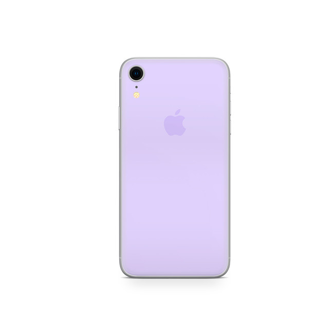 Lavender Apple iPhone XR Skin
