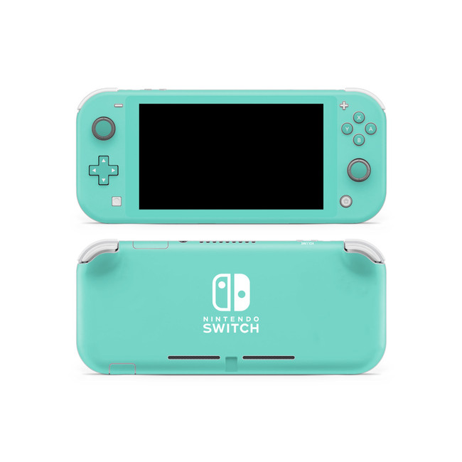 Bermuda Nintendo Switch Lite Skin