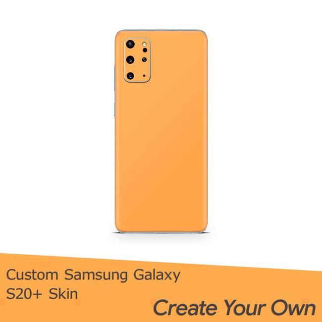 Create Your Own Custom Samsung Galaxy S20+ Skin