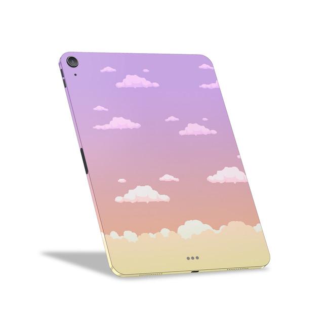 8-Bit Sunset Clouds Apple iPad Air [4th Gen] Skin