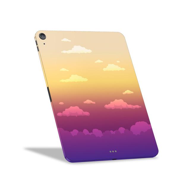 Fade 8-Bit Clouds Apple iPad Air [4th Gen] Skin