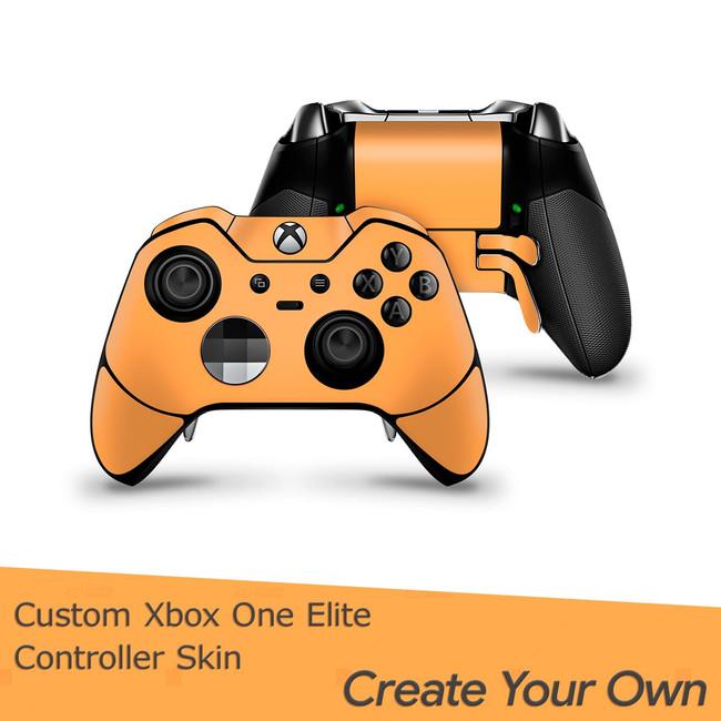 Custom Create your own Xbox One Elite Controller Skin