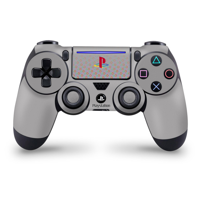 Ps One Classic Colour button Touchpad Ps4 Pro/Slim Controller Skin
