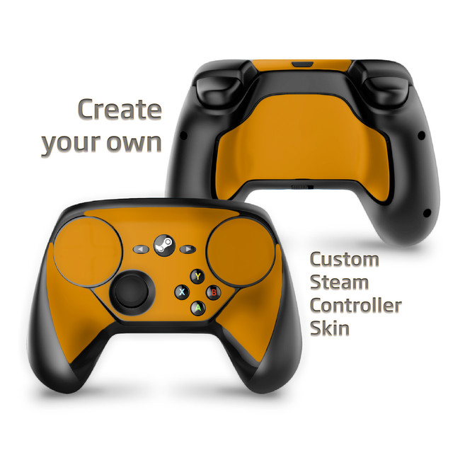 Custom Create your own Steam Controller Skin