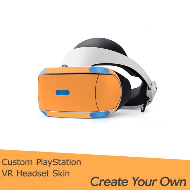 Custom Create your own PS VR Skin