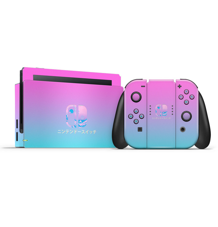 Switchwave Nintendo Switch Skin
